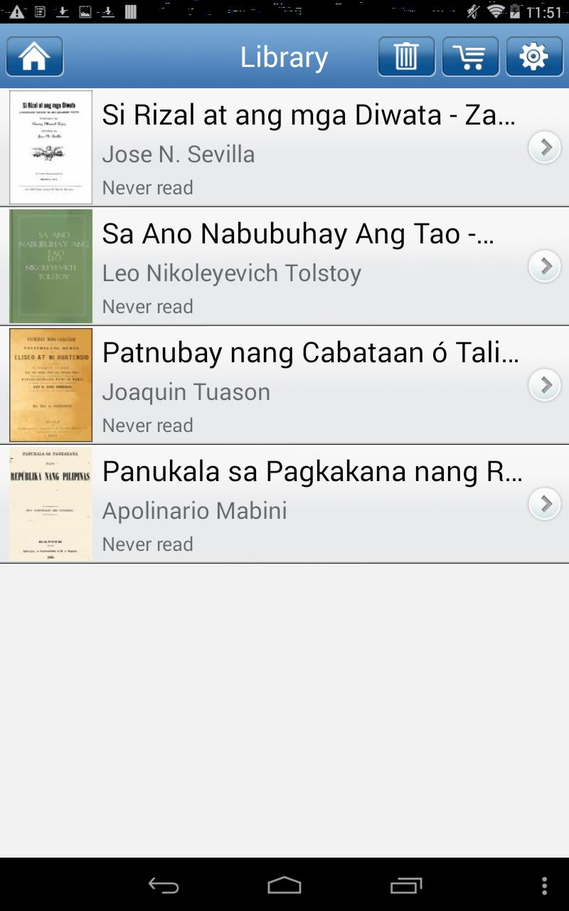 Popular Tagalog Books for Android - APK Download