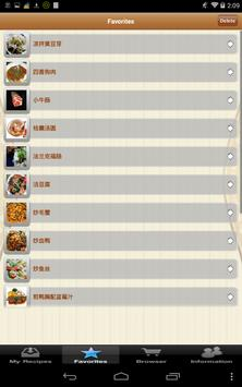 Chinese Delicious Dishes apk screenshot
