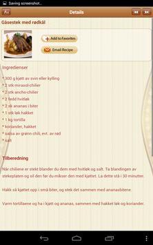 Easy Cook Austrian Recipes screenshot 4