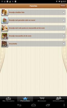 Easy Cook Belgian Recipes apk screenshot