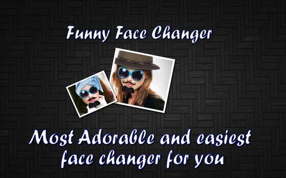 Funny Face Changer apk screenshot