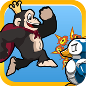 Kiba&Kumba: Jungle Chaos - VIP icon