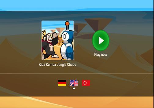 Kiba&Kumba: Jungle Chaos - VIP poster