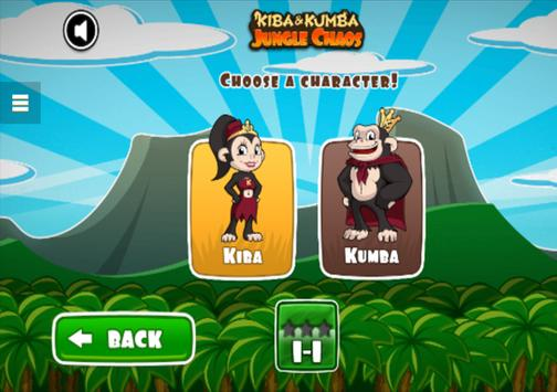 Kiba&Kumba: Jungle Chaos - VIP screenshot 1