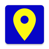 My Location - Latitude Longitude Save / share icon