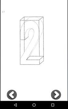 تعليم الرسم ثلاثي الأبعاد apk screenshot