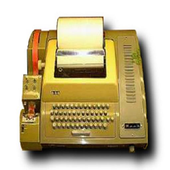 Teletype Sound icon