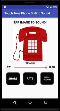 Touch Tone Phone Dialing Sound poster