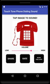 Touch Tone Phone Dialing Sound screenshot 2
