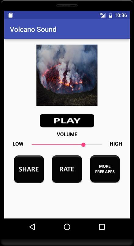 Volcano and lava sounds ~ sboard. Pro apk download | apkpure. Co.