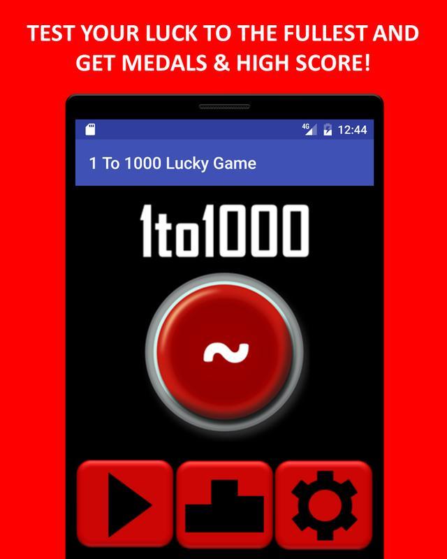 1 To 1000 Game (Lucky Game) bài đăng ...