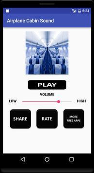 Airplane Cabin Sound apk screenshot
