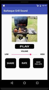 Barbecue Grill Sound screenshot 4