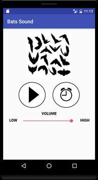 Bats Sound screenshot 2