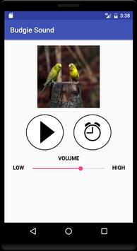 Budgie Sound screenshot 3