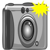 Camera Shutter Sound icon