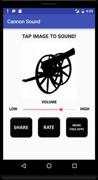 Cannon Sound screenshot 1