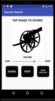 Cannon Sound screenshot 4
