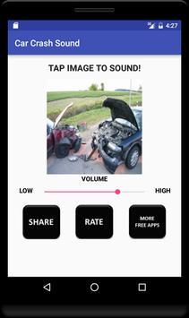 Car Crash Sound screenshot 2