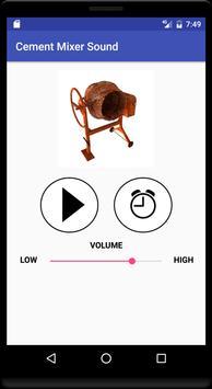 Cement Mixer Sound screenshot 2