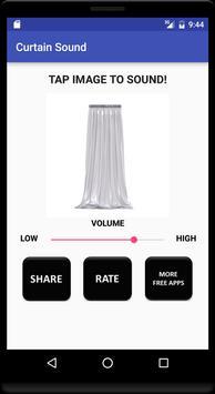 Curtain Sound screenshot 1