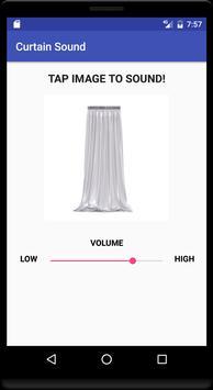Curtain Sound screenshot 2