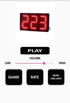 Digital Countdown Sound apk screenshot