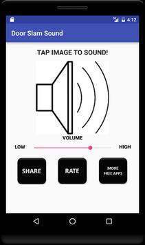 Door Slam Sound screenshot 3