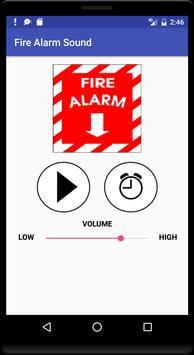 Fire Alarm Sound poster