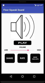 Floor Squeak Sound screenshot 1