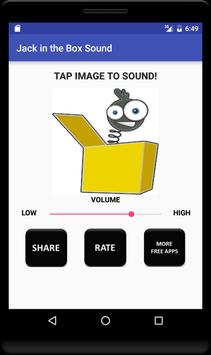 Jack in the Box Sound screenshot 3