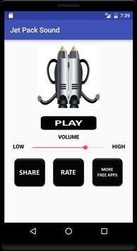 Jet Pack Sound screenshot 1