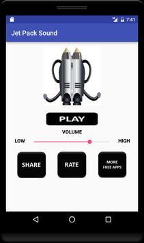 Jet Pack Sound screenshot 2