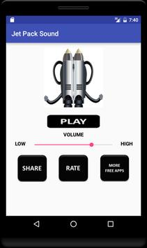 Jet Pack Sound screenshot 3