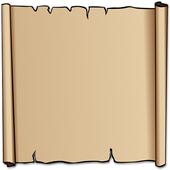 Paper Scroll Unroll Sound icon