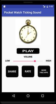 Pocket Watch Ticking Sound screenshot 1