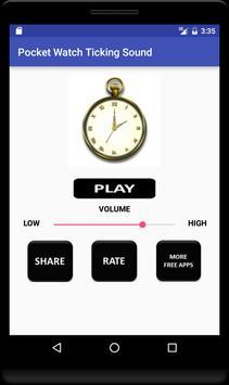 Pocket Watch Ticking Sound screenshot 2
