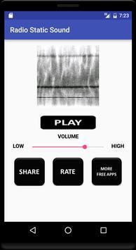 Radio Static Sound screenshot 1