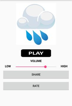 Rain Sound apk screenshot