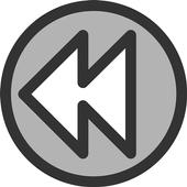 Rewind Sound icon