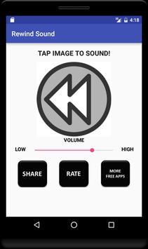 Rewind Sound screenshot 2