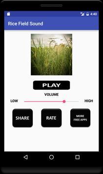 Rice Field Sound screenshot 3