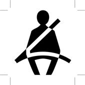 Seat Belt Warning Alarm Sound icon