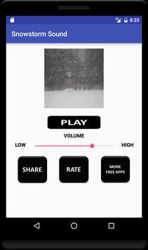 Snowstorm Sound screenshot 3