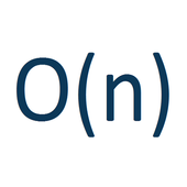 Big O : Time complexity icon