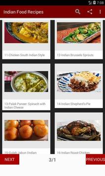 Indian food recipes apk download free food drink app for android indian food recipes apk screenshot forumfinder Image collections
