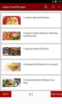 Indian food recipes apk download free food drink app for android indian food recipes poster indian food recipes apk screenshot forumfinder Image collections