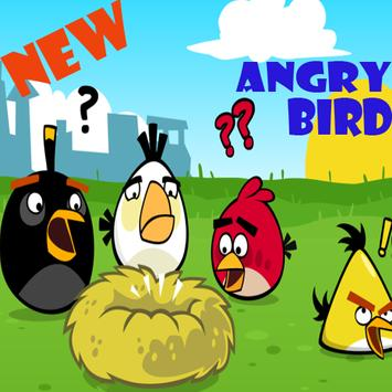 new angry birds tips poster