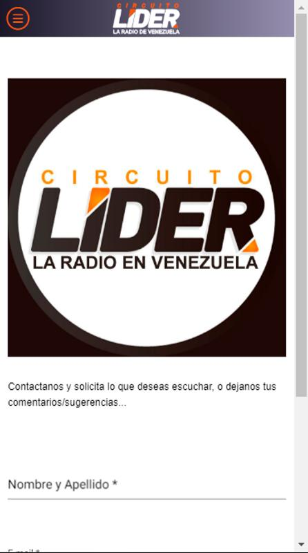 Circuito Lider : Circuito lider for android apk download
