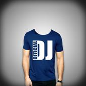 Men T-Shirt Designs Photo Suit icon